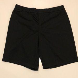 🛍Dockers size 16 Bermuda shorts black
